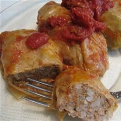 Back to Cabbage Rolls II recipe