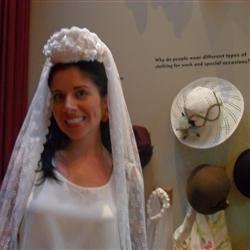 pretend bride