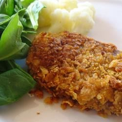 Mom's Best Pork Chops Recipe - Tender and crunchy breaded pork chops are everyone's favorite!