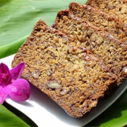 Best Ever Banana Bread Recipe and Video - Buttermilk is the secret ingredient that makes this nutty banana bread extra moist.