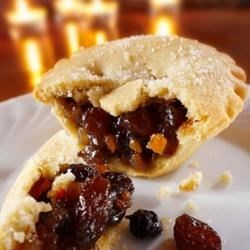 Mincemeat Pie Filling Recipe - Leftover roast beef, apples, raisins, and spices become a quick make-ahead filling for mincemeat pies.