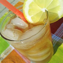 Gene's Long Island Iced Tea Recipe - Vodka, gin, rum, triple sec saved only by cola carbonation - watch out, or you WILL wake up on Long Island, not knowing how you got there!