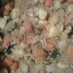 Moraccan Couscous