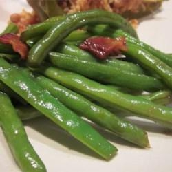 Arkansas Green Beans (Stovetop)