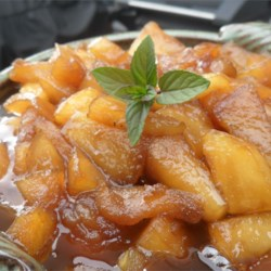 Apple and Raisin Sauce Recipe - Great filling for turnovers, or a topping for funnel cake or pork!