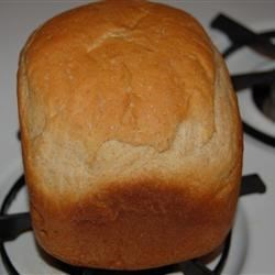 Sahara Sand Bread Recipe - A delicious and hearty bread machine recipe that's not too sweet.