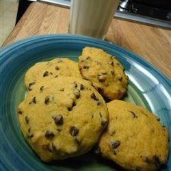 Crystal's Chocolate Chip Pumpkin Cookies Photos - Allrecipes.com