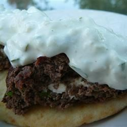 Yia Yia's Tzatziki Sauce Recipe - Straight from Greece! This recipe has been in my family for years - my Auntie showed me how to make it this Greek Easter - great with raw red peppers and pita chips.