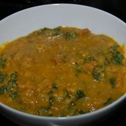 Chorizo and Lentil Stew