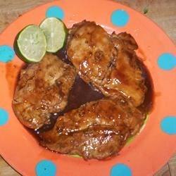 Zesty Summer Chicken