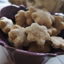Brie's Calming Lavender and Vanilla Dog Biscuits