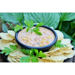 Favorite Mexicorn Chip Dip  Recipe - This quick and easy chip dip takes minutes to make and is perfect for impromptu parties.