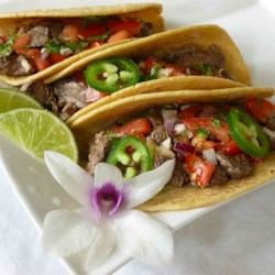 how to make carne asada tacos on the stove