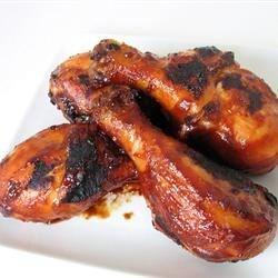 Chipotle Barbecue Chicken