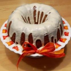 Rosh Hashanah Apple Honey Bundt Cake