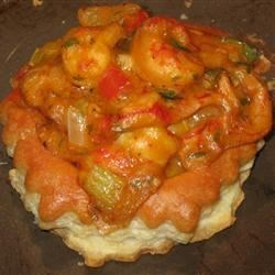 Doug's Crawfish Pie Recipe - Crawfish and puff pastry -- does it get any better than that? Spice it up. Have fun with it.