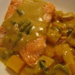 Don's Fish curry