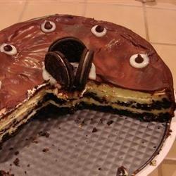 Half-Eaten Cheesecake.  =P