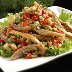 Chinese Hand-Shredded Chicken (Super Easy!)