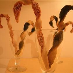 Candy Cane Bread Sticks