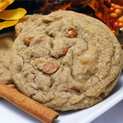 Cinnamon Spice Drop Cookies
