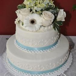 Karen's Wedding Cake