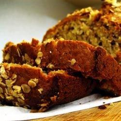 Brown Sugar Banana Nut Bread I Recipe - Deliciously sweet banana bread with plenty of vanilla flavor.