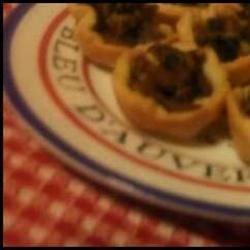 Wild Mushroom Puff Pastry