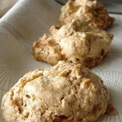 "Bruti Ma Buoni Recipe - Bruti ma Buoni, the delicious Italian ""ugly-but-good"" cookies are made with egg whites, sugar, almonds, and hazelnuts."