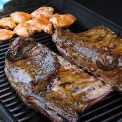 BBQ Chinese Style Pork Ribs
