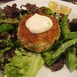 Catfish Cakes Recipe - If you like Maryland Crab Cakes you'll love these.  Plus, catfish is cheaper than crabmeat.