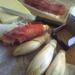 Witlof with Ham
