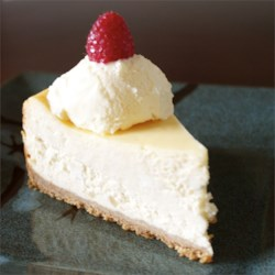 Chantal's New York Cheesecake Recipe and Video - Why go to the Cheesecake Factory to get a taste of this favorite dessert when you can make your own cheesecake at home with this recipe?