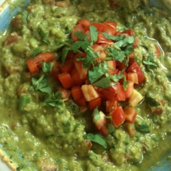 Asparagus 'Guacamole' Recipe - This is an avocado-less recipe for guacamole that can be served with veggies or chips.