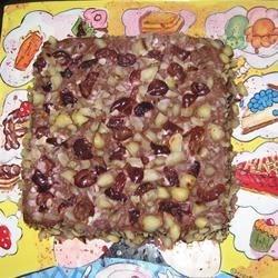 Safta Miriam's Passover Seven Layer Cake
