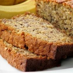 Banana Oatmeal Bread Recipe - This is an old family recipe, and it is very moist!