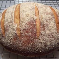 European Peasant Bread - Artisan Bread