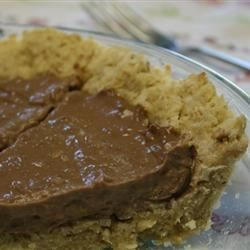 Healthier Pie Crust Recipe - Has oats and coconut; tastes great with cherry filling.