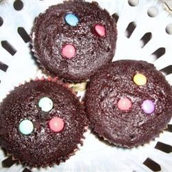 Coca Cola Cuppies without the Frosting