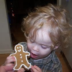 The taste of Christmas!