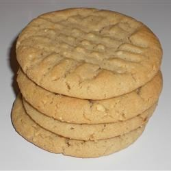 Clasic Peanut Butter Cookie