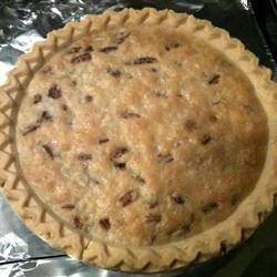 Pecan-Coconut-Chess Pie