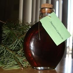 Amaretto Recipe - This recipe makes a homemade amaretto your guests will think you had shipped from Italy. It also makes a great food gift.