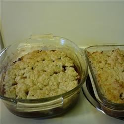 Brenda's Apple and Pomegranate Crisp Photos - Allrecipes.com