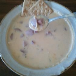 Jose's Cheesy Fiesta Chowder
