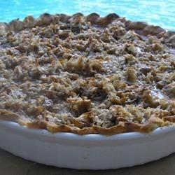 Francis' Pumpkin Crunch Pie
