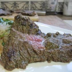 Chimichurri Flank Steak