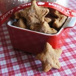 Brie's Turkey and Mozzarella Dog Biscuits