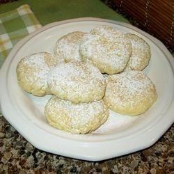 Gooey Butter Cookies (Lemon)