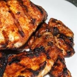 Chipotle Crusted Pork Tenderloin